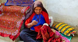 Gujarat_Handcrafted Bedsheets, Pillow Covers