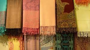 Hand Woven Pure Wool Shawls