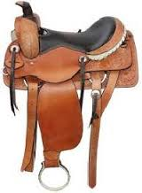 Horse Pure Leather Saddles