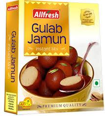 Instant Gulab Jamun Mix