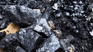 South African Non Cooking Steam Coal